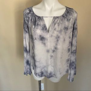 American Eagle tie dye long sleeve shirt
